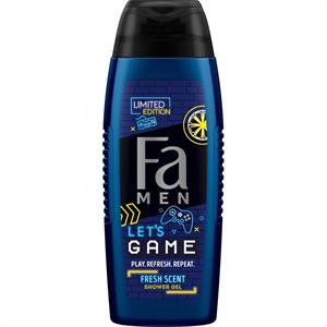 Fa Men Let's Game Tusfürdő