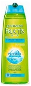 Garnier Fructis Pure Shine Hajerősítő Sampon