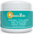 Puritan's Pride Natural Collagen and Placenta Night Creme