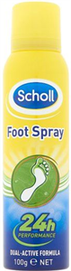 Scholl Foot Spray 24H Performance Lábfrissítő Spray