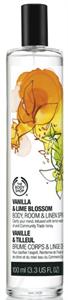 The Body Shop Vanília és Zöldcitrom Virág Illatosító