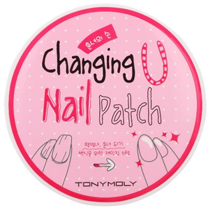 Tonymoly Changing U Nail Patch