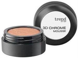 Trend It Up 3D Chrome Mousse
