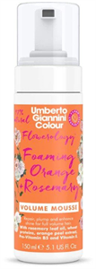Umberto Giannini Colour Flowerology Volume Mousse