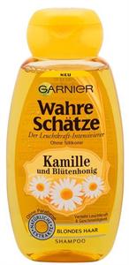 Garnier Wahre Schätze Kamille und Blütenhonig Sampon