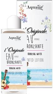 AquaTéal L'originale Bronzing Water Színezett Hidratáló Fluid