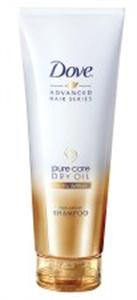 Dove Pure Care Dry Oil Sampon