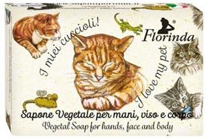 Florinda Szappan I Love My Pet - Cirmos Cica - Zöldcitrom