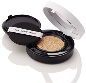 The Body Shop Fresh Nude Cushion Foundation SPF25 / PA++