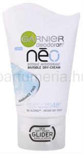 Garnier Neo Deodorant Fragrance Free Krémes Izzadásgátló