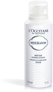 L'Occitane Reine Blanche Intenzív Világosító Arctisztító Hab