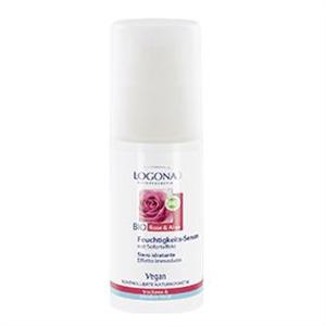 Logona Feuchtigkeits-Serum Bio-Rose & Bio-Aloe