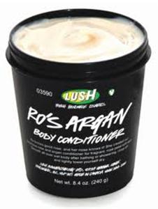 Lush Ro's Argan Testápoló
