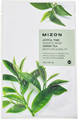 Mizon Joyful Time Essence Mask Green Tea Moisture & Vitality
