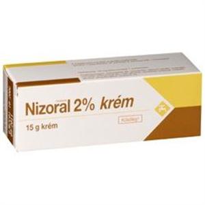 Nizoral 20 Mg/G Krém