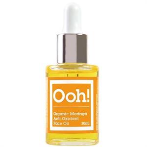Ooh! Oils of Heaven Organic Moringa Anti-Oxidant Face Oil