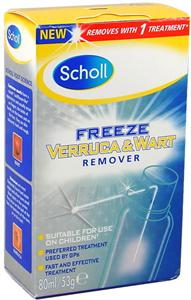 Scholl Freeze Verruca & Wart Remover Szemölcseltávolító
