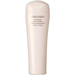 Shiseido Global Body Care Revitalizing Body Emulsion