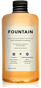 Fountain The Super Hyaluronic Molecule