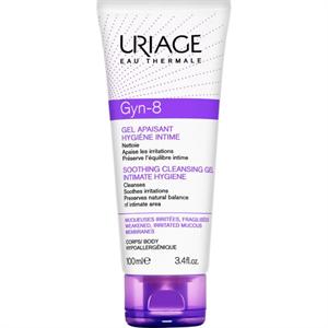 Uriage Gyn-8 Nyugtató Intim Mosakodó Gél Ph8