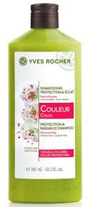 Yves Rocher Couleur Színvédő Sampon Festett Hajra