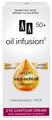 AA Oil Infusion2 50+ Intenzív Regeneráló, Rugamasság Növelő Szemkörnyéki Krém