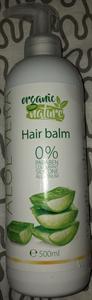 Organic Nature Aloe Vera Hair Balm
