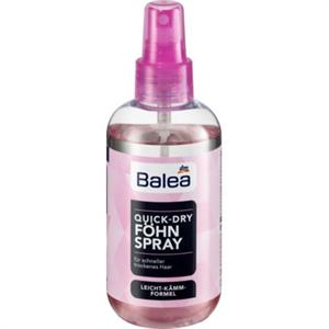 Balea Quick Dry Föhn Spray