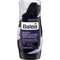 Balea Zuhanyzás Közbeni Testápoló Aktív Szénnel