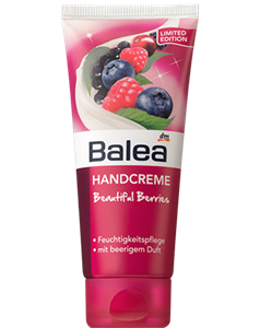 Balea Beautiful Berries Kézkrém
