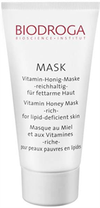 Biodroga Vitaminos Mézes Maszk