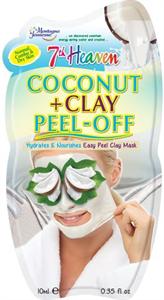 Montagne Jeunesse 7th Heaven Coconut & Clay Peel-Off Arcmaszk