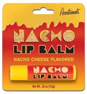 Accoutrements Nacho Lip Balm