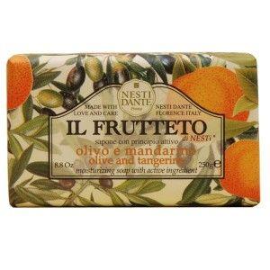 Nesti Dante Il Frutteto Oliva és Mandarin Szappan