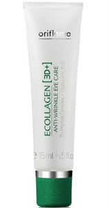 Oriflame Ecollagen [3D+] Anti-Wrinkle Eye Care