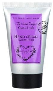 Secret Soap Shea Line Maracuja Kézkrém 20% Shea Vaj Tartalommal