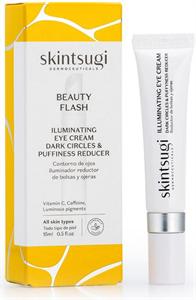 Skintsugi Iluminating Eye Cream Dark Circles & Puffiness Reducer