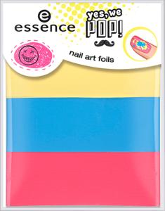 Essence Yes, We Pop! Nail Art Foils