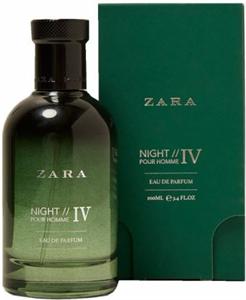 Zara Night Pour Homme Iv EDP