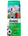 Balea Dusche & Shampoo Fussball for Kids