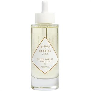 Björk & Berries White Forest Body Oil