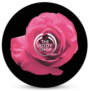 The Body Shop British Rose Testvaj