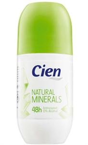 Cien Natural Minerals Golyós Dezodor