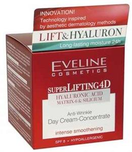 Eveline SuperLifting 4D Ránctalanító Nappali Krém