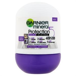 Garnier Mineral Protection 5 48H Dezodor Friss Virág Illattal