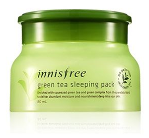 Innisfree Green Tea Sleeping Pack