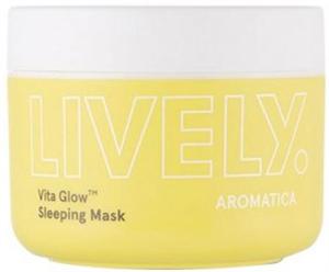 Aromatica Lively Vita Glow Sleeping Mask