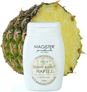 Magister Products Sunny Bunny Naptej SPF15