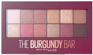 Maybelline The Burgundy Bar Paletta