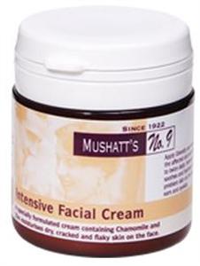 Mushatt's No.9 Intenzív Arcápoló Krém
